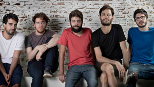 Show: 5 a Seco Ao Vivo No Auditório Ibirapuera