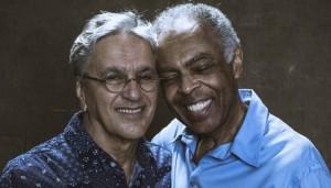Notícias: Caetano e Gil receberão homenagem no Prêmio Multishow