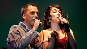 Encontros da MPB: Marisa Monte e Arnaldo Antunes no Natura Musical BH