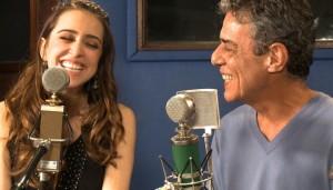 Notícias: Roberta Sá grava novo dueto com Chico Buarque