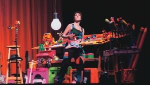 Show: DVD Adriana Partimpim
