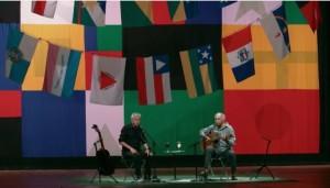 Clipe: Caetano Veloso e Gilberto Gil – Nossa Gente (Avisa Lá)
