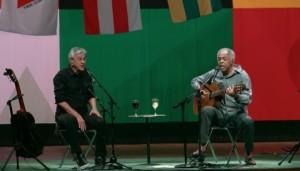 Streaming: Caetano e Gil lançam registro oficial da turnê conjunta