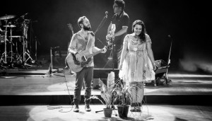 Galeria: Marcelo Jeneci e Tulipa Ruiz – Turnê (Salvador – 15.01.2016)