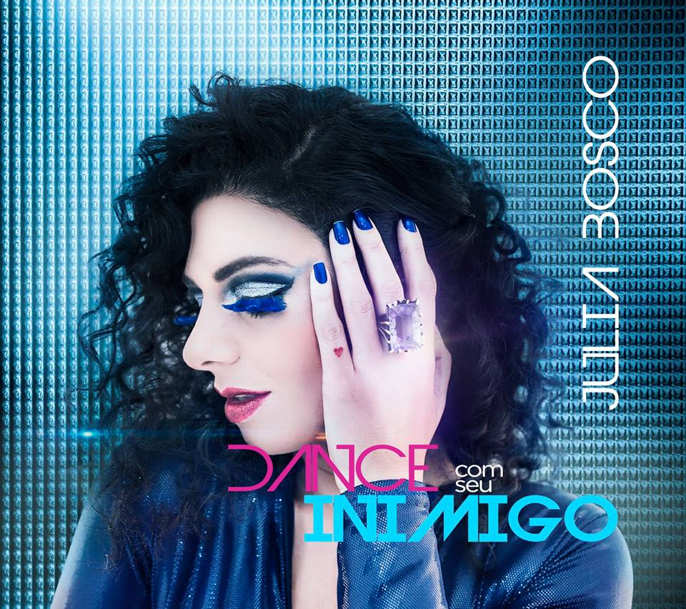 central-da-mpb-capa-segundo-album-disco-cd-julia-bosco-dance-com-seu-inimigo