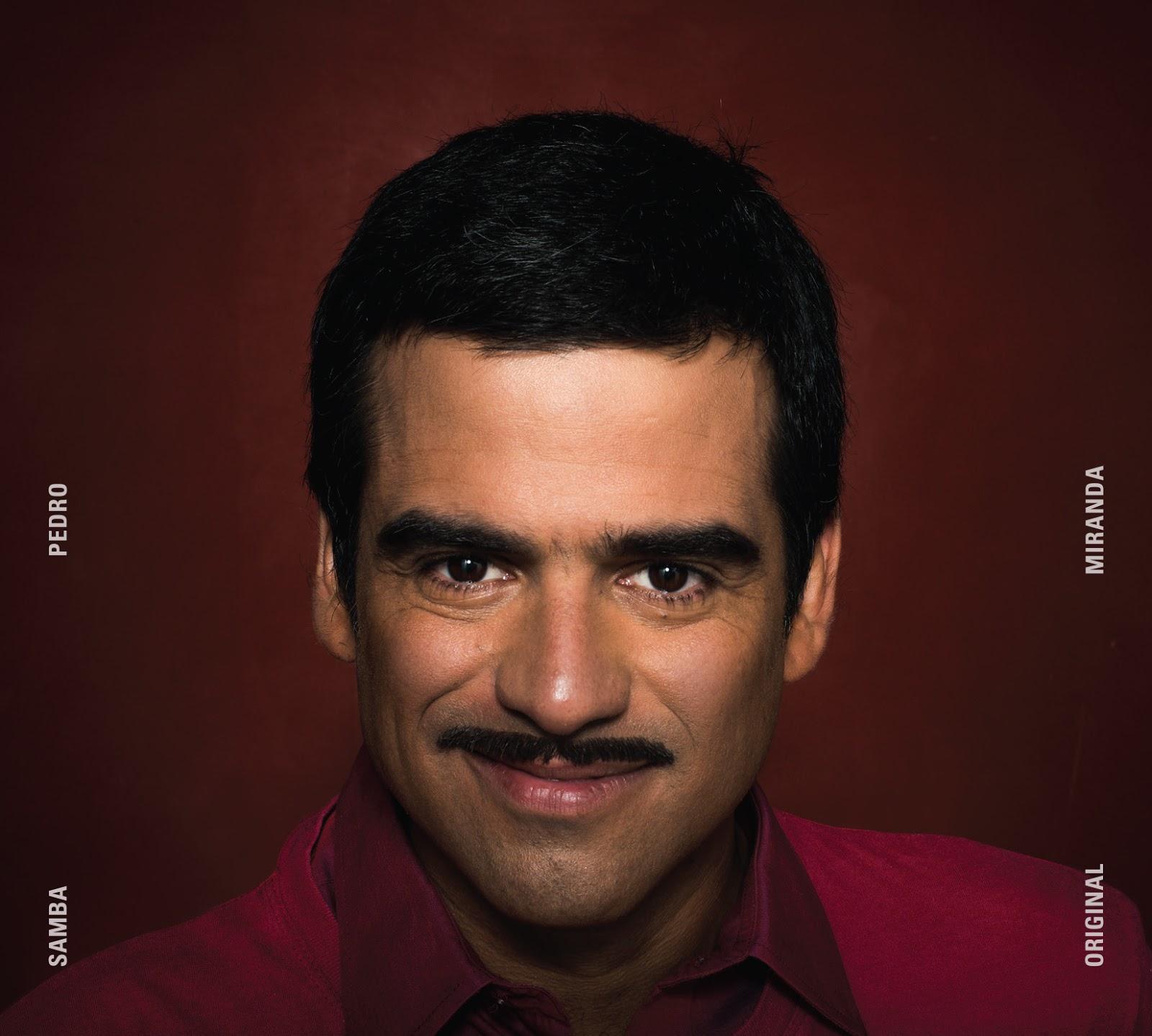 central-da-mpb-cantor-pedro-miranda-foto-capa-album-cd-disco-samba-original