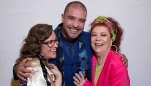 Encontros da MPB: Diogo Nogueira cai no samba com Maria Rita e Beth Carvalho