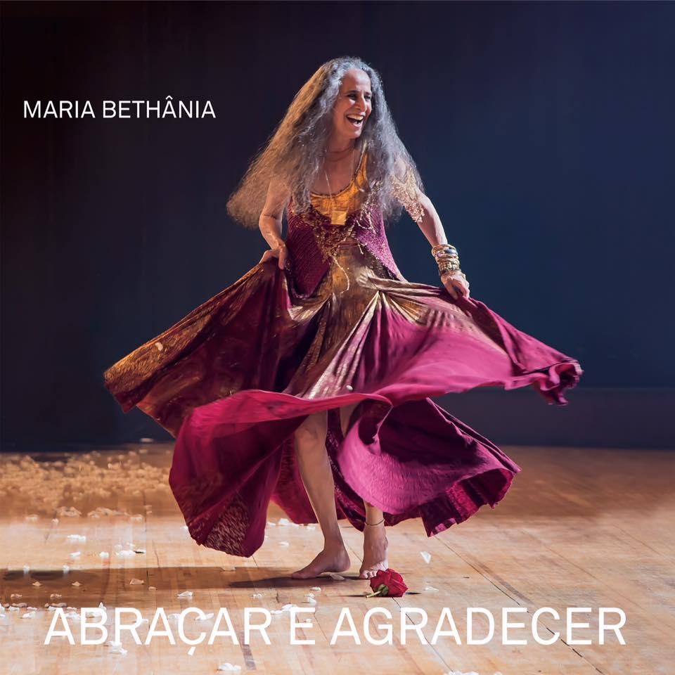 central-da-mpb-maria-bethania-cd-dvd-50-anos-de-carreira-turne-abracar-e-agradecer-capa