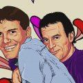 Clipe: Cazuza e Ney Matogrosso – Dia Dos Namorados