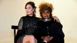 Notícias: Elza Soares participa de novo single da Pitty